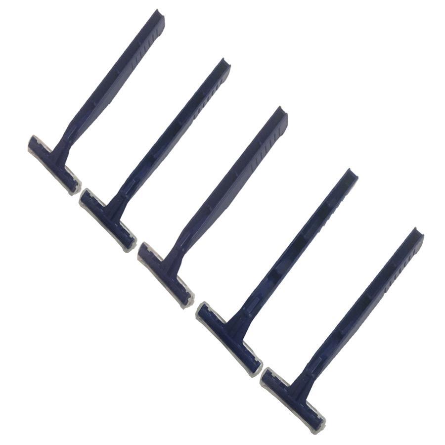 Hàng Nhật - Set 5 dao cạo râu 2 lưỡi kép KAI