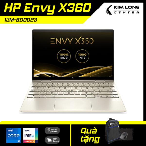 Bảng giá [SALE 1 TRIỆU] Laptop cao cấp HP Envy X360 13M-BD0023 : i7-1165G7 | 8GB RAM | 512GB SSD | Intel Iris Xe Graphics | 13.3 FHD Touch 360° | Pale Gold Phong Vũ