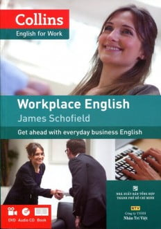 Fahasa - Collins English For Work - Workplace English (Kèm DVD)