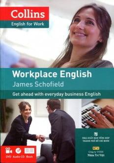 Fahasa - Collins English For Work - Workplace English (Kèm DVD)