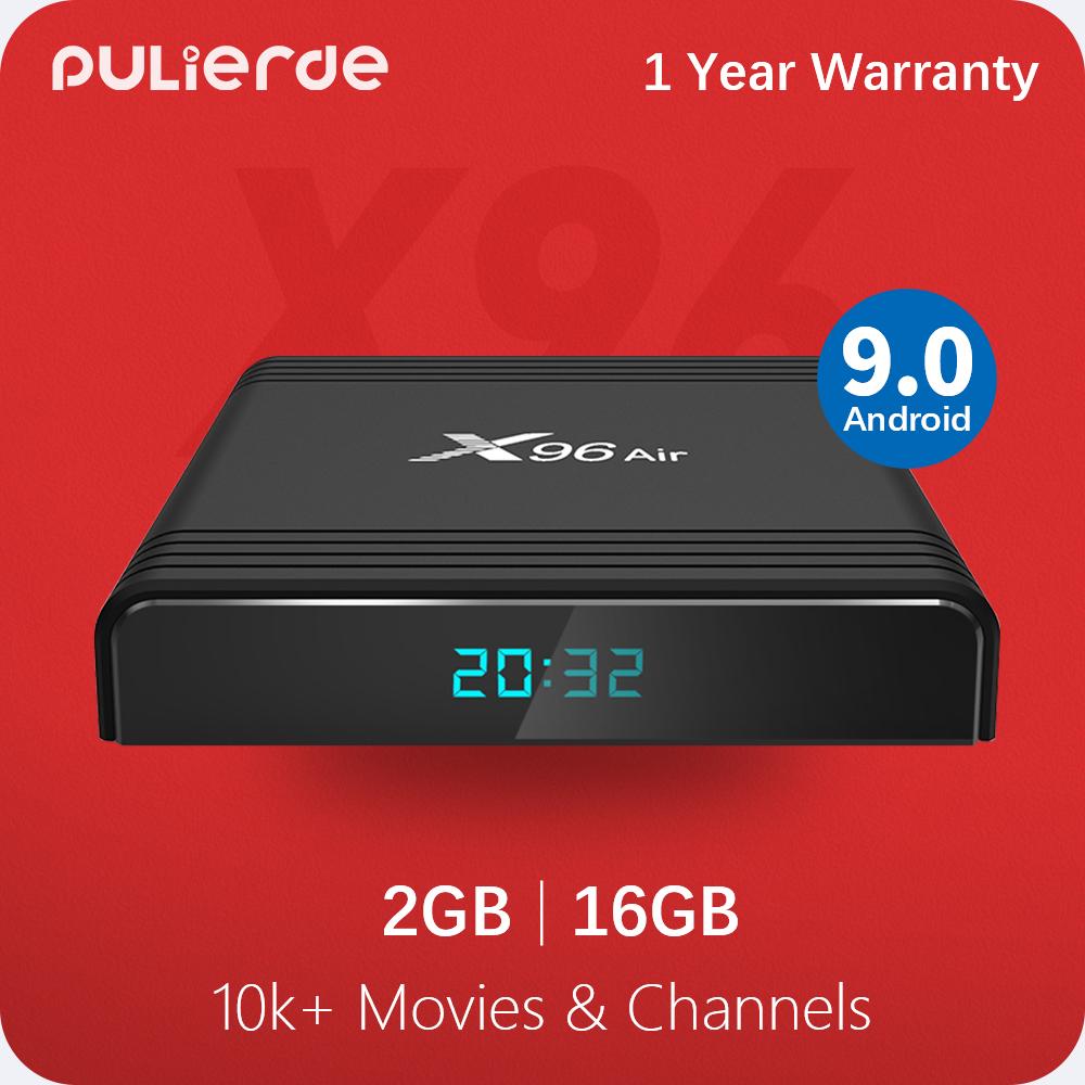 [Hot Sale][Sản Phẩm Mới] Hộp TV Thông Minh X96 Air Amlogic S905x3 Hỗ Trợ độ Phân Giải 8K HDH Android 9.0 Cấu Hình 2GB/4GB Ram 16GB/32GB/64GB Rom Hỗ Trợ Kết Nối 2.4G Và 5G Wifi Bluetooth Với Trình Phát Phương Tiện Thông Minh Giá Ưu Đãi Nhất