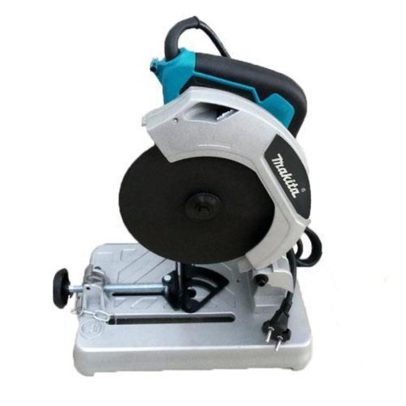 Máy cắt sắt mini - Máy cắt sắt Makita đường kính 185mm - Máy cắt sắt bàn Hải My