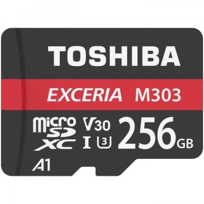 Thẻ nhớ Toshiba Micro SD 256GB 48MB/s chuẩn Class 10