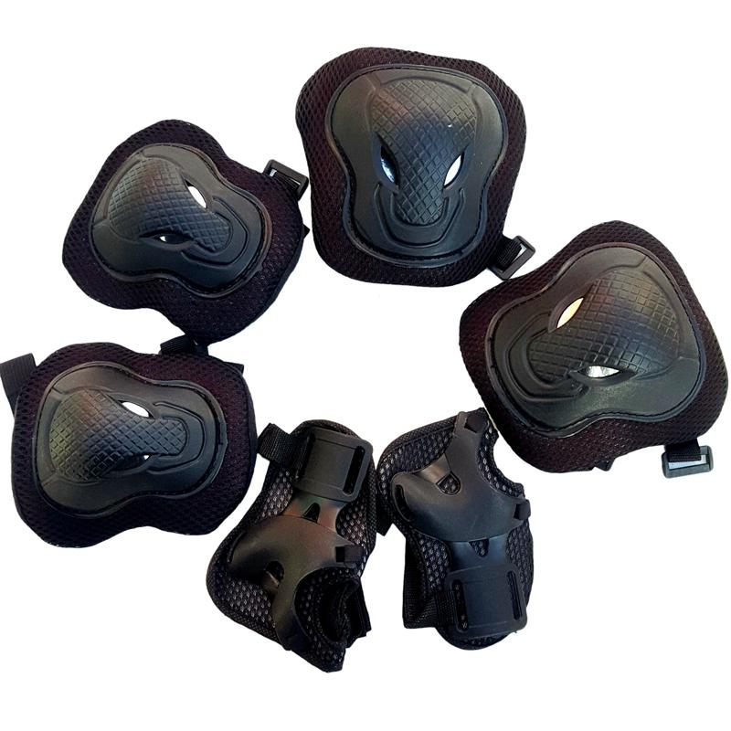 Guard Knee Pads and Elbow Pads Support Protection Safety Protective Pads Set for Adult Skate Protective Gear