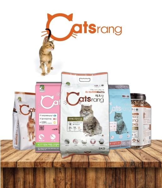Thức ăn cho mèo trưởng thành- Hạt khô CATSRANG 5Kg