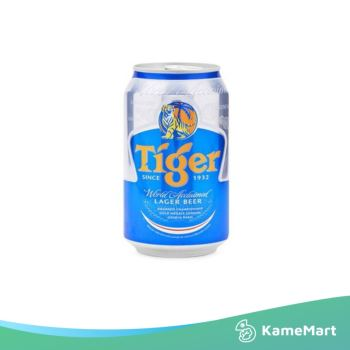 Bia Tiger Lon 330ml