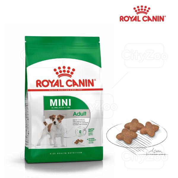Thức ăn cho chó trưởng thành Royal Canin Mini Adult 800g