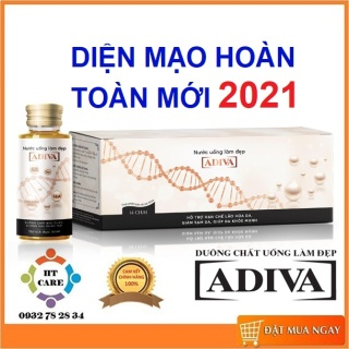 COLLAGEN ADIVA - HỘP 14 chai 30ml thumbnail