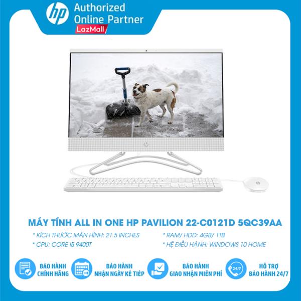 Bảng giá Máy tính All in one HP Pavilion 22-C0121D 5QC39AA Phong Vũ