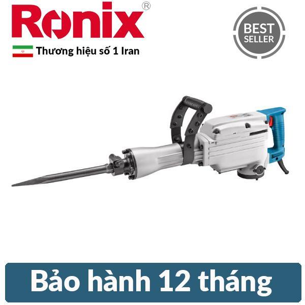 Máy đục phá bê tông 1600W Ronix model 2814L