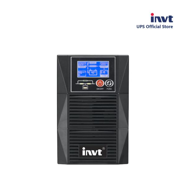 Bảng giá Bộ lưu điện UPS HT1101S 1kVA 220V/230V/240V (đã tích hợp ắc quy) của thương hiệu INVT Phong Vũ