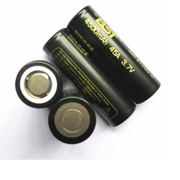 Pin 3.7v 4500mAh BST 21700 dòng xả 45A dùng cho đèn pin LED sạc dự phòng dụng cụ cầm tay (PIN MỚI 1 viên)