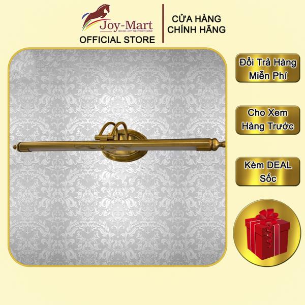 Đèn Hắt Tranh - JOYMART - Đèn Trang Trí Tranh Thân Hợp Kim Mạ Đồng Cao Cấp, LED 3 Màu MST8570L