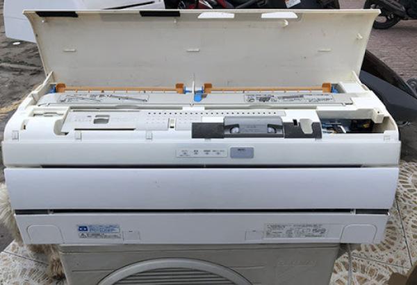 [HCM]máy lạnh Daikin (inverter + plasma ion+autoclean) Nội địa Nhật