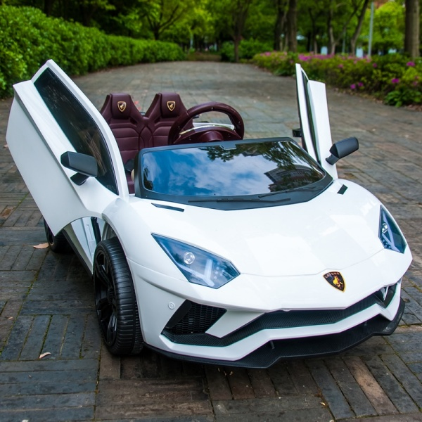 Mua Xe ô tô điện cao cấp trẻ em LT-998. (Kiểu Dáng Lamborghini. Động cơ 12v)