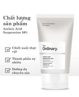 The Ordinary Azelaic Acid Suspension 10% Kem dưỡng trắng da ngừa mụn làm sáng da dưỡng ẩm Whitening Cream Skin Care Moisturizing thumbnail