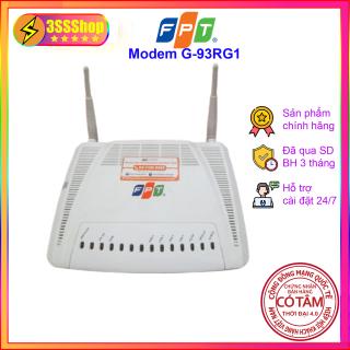 Modem WiFi FPT G-93RG1 G93RG1 hàng chính hãng đã qua sử dụng - Bảo hành 3 tháng thumbnail