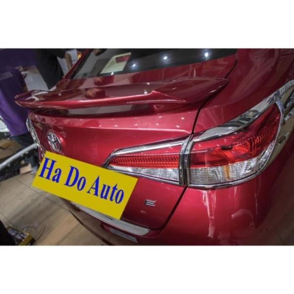 Đuôi gió thấp có đèn xe Toyota Vios, đa dạng mẫu mã, chất lượng sản phẩm đảm bảo và cam kết hàng đúng như mô tả