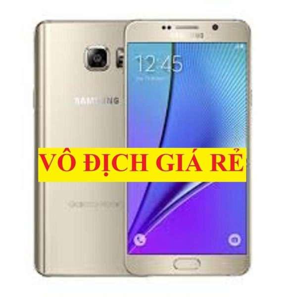 [XẢ KHO]  Samsung Galaxy Note 5 zin ram 4G/32G Chính hãng - chiến PUBG ngon