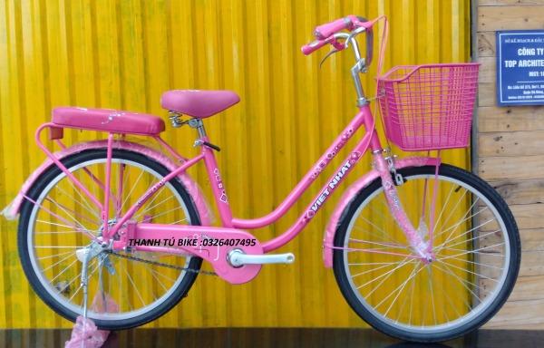 Mua xe đạp mini việt nhật 2 gióng.