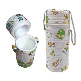 Bình Ủ Sữa Đơn Lõi Nhựa Cho Bé Xk - Bình Ủ Sữa - Bình Giữ Nhiệt Sữa Cho Bé - mẹ và bé - dụng cụ ăn uống - túi ủ giữ nhiệt bình sữa - trẻ sơ sinh & trẻ nhỏ - thức ăn cần thiết - bình sữa & phụ kiện - núm ti giả & phụ kiện thumbnail