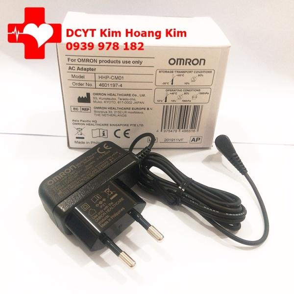 Nơi bán Adapter Omron (Sạc máy đo huyết áp) chính hãng Fullbox