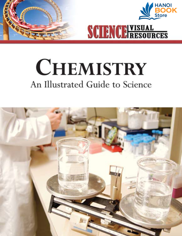 An Illustrated Guide to Science - CHEMISTRY ( Hanoi bookstore)