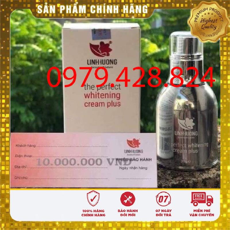 [CHÍNH HÃNG] Kem sữa dinh dưỡng Linh Hương mờ nám - trắng da