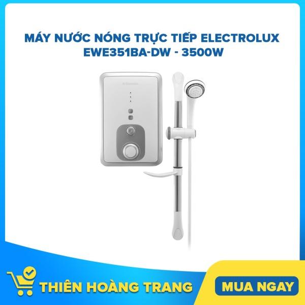 Bảng giá Máy nước nóng Electrolux EWE351BA-DW 3.5 kW