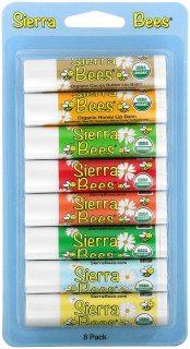 Son dưỡng môi hữu cơ không màu Sierra Bees thỏi 4,25g thumbnail