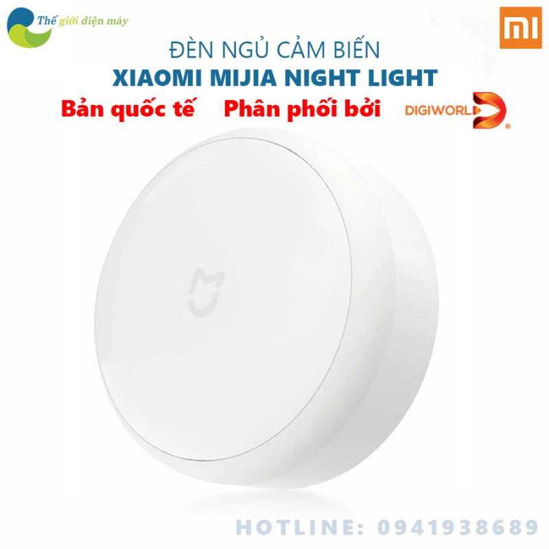 [Bản quốc tế] Đèn ngủ cảm biến hồng ngoại Xiaomi Mijia night light sử dụng liên tục 365 ngày - Bảo hành 12 tháng