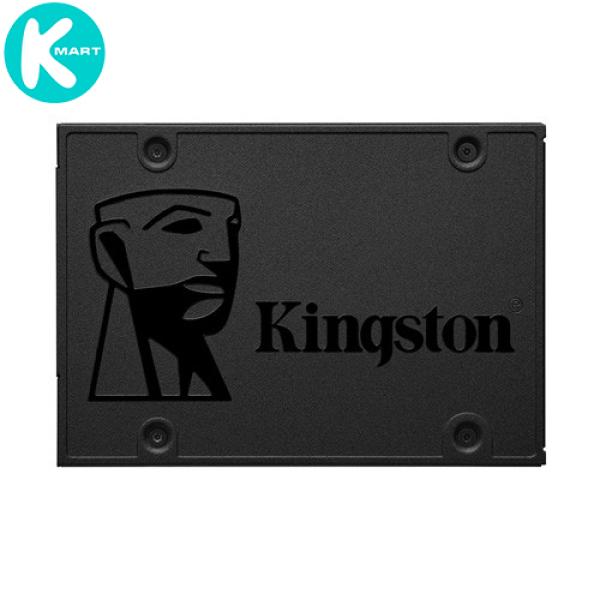 Giá Ổ Cứng SSD Kingston A400 120GB 2.5 SATAIII (SA400S37/120G) - Tem Viết Sơn / SPC - Hàng Chính Hãng
