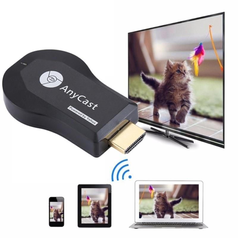 Kết Nối Tivi Với Wifi - HDMI không dây Anycast M4 Plus dạng USB tiện dụng, dễ dàng chia sẻ hình ảnh, video lên TV, máy chiếu…Bảo hành uy tín 1 đổi 1.