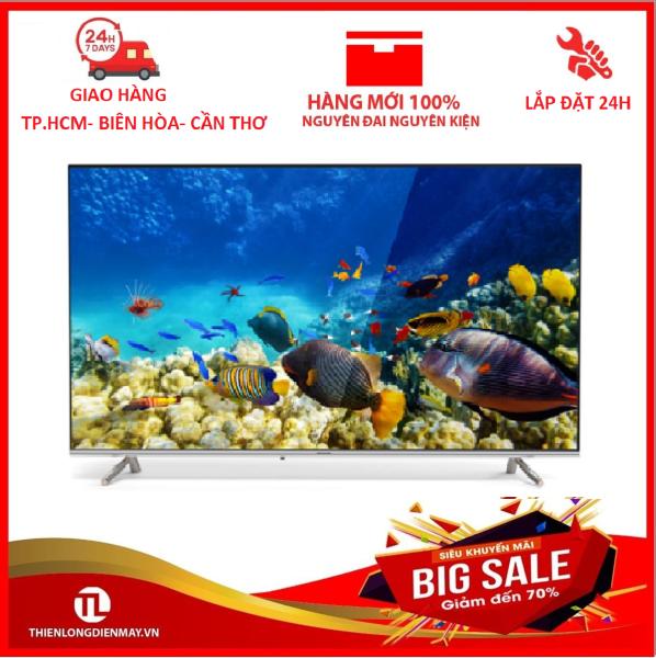 Bảng giá TRẢ GÓP 0% - Smart Tivi 4K Panasonic 43 Inch TH-43GX650V