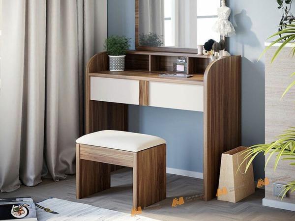 Giá bán Tủ gỗ An Nhiên hiện đại góc cạnh sắc nét phù hợp căn hộ xứng đáng đồng tiền bỏ ra Gỗ MDF loại cao cấp độ dày 17mm chất lượng gỗ vượt trội Mẫu mới hiện đại G373