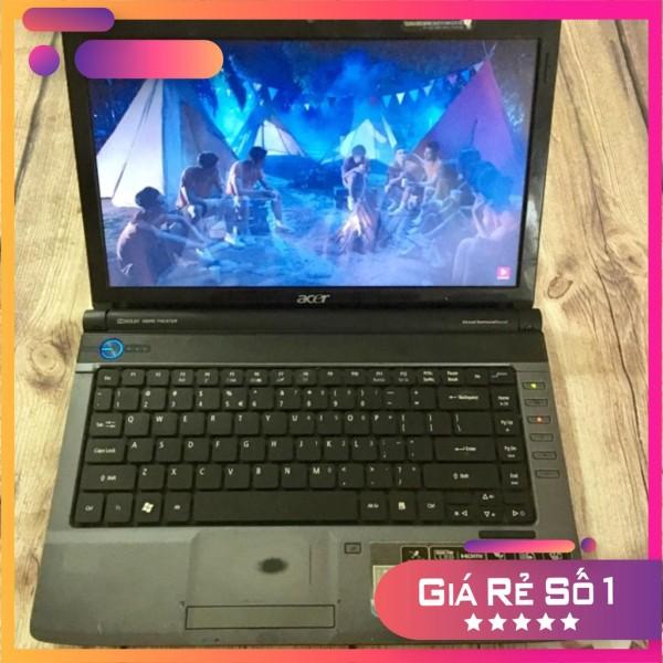 Laptop cũ Acer 4736 co2/ ram 2gb/ 160gb/ màn 14.0 led đẹp