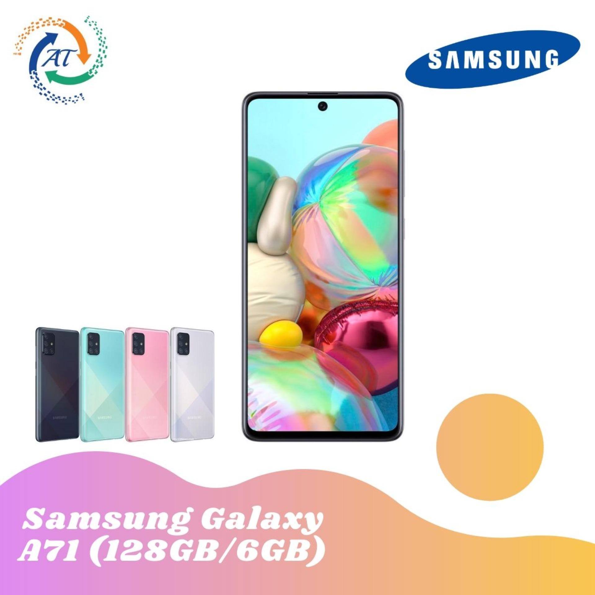 Điện Thoại Samsung Galaxy A71 (128GB/6GB) - Hàng Chính Hãng