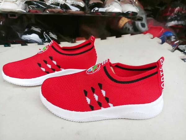 Giá bán giày lười vải trẻ em