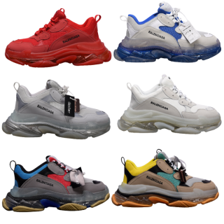 Giày thể thao sneaker nam nữ Ba Len cia ga đế khí đế tách phân tầng chuẩn chữ thumbnail