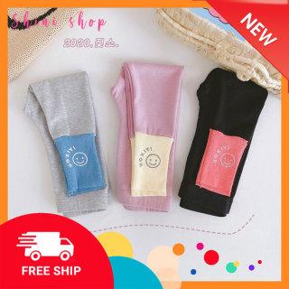 Legging thun ôm phối màu, chất liệu thun tăm cho bé gái ShiniShop thumbnail