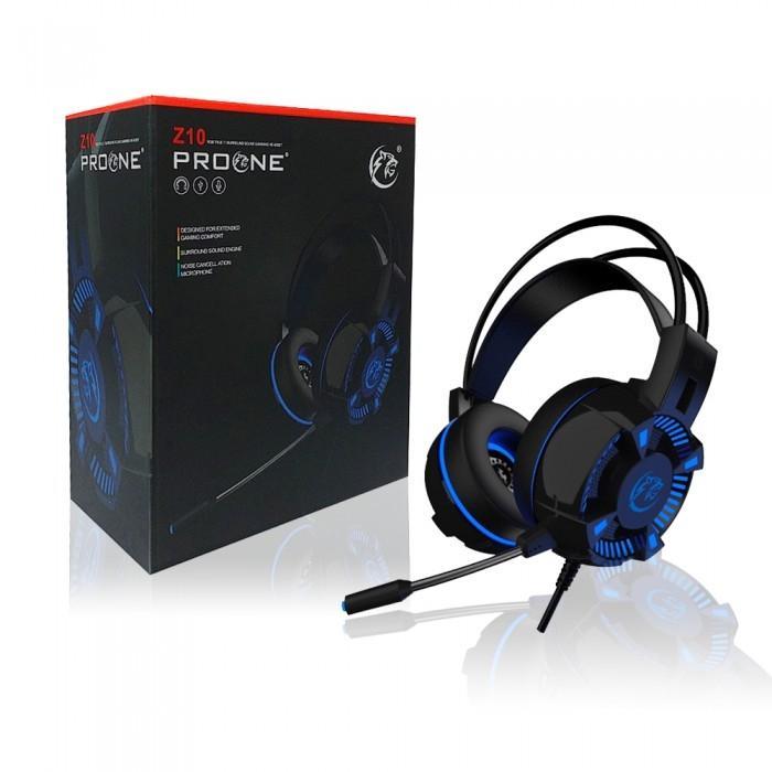 Voucher Ưu Đãi Tai Nghe CoolerPlus Proone Z10 (7.1)