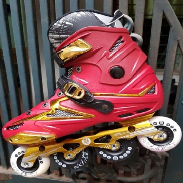 Giá bán (Xả kho)Giày trượt patin người lớn tặng kèm 2 bánh đèn/ shopgiaypatin
