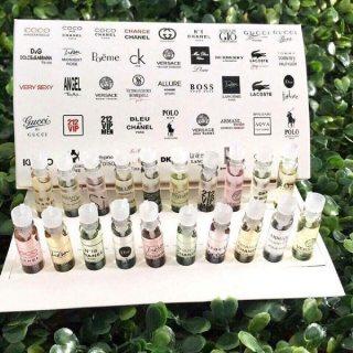 Sét 20 Chai Nước Hoa Mẫu Thử Cao Cấp Nước Hoa nước hoa mini - Mẫu Thử Nước Hoa - Mẫu Thử Nước Hoa Mini - Nước Hoa Nữ - Làm Đẹp - nhiều hương quyến rủ - nhỏ gọn tiện dụng - lưu hương dài lâu thumbnail