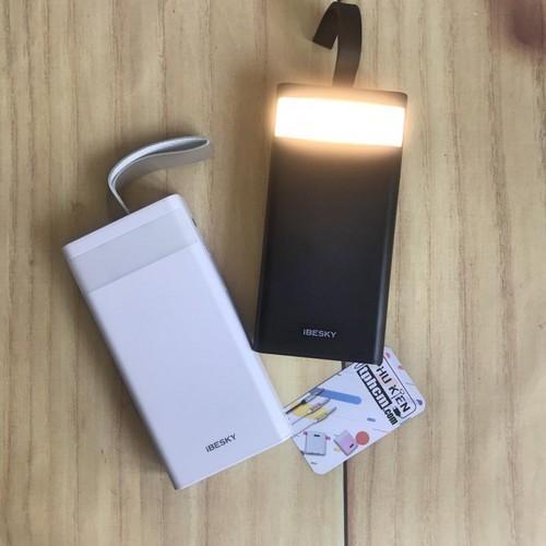 Pin Sạc dự phòng iBesky PS303 30.000mAh