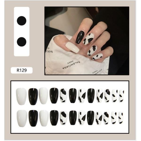 Móng tay giả đẹp làm nail 💖kèm keo💖 /R121-140/ giá rẻ