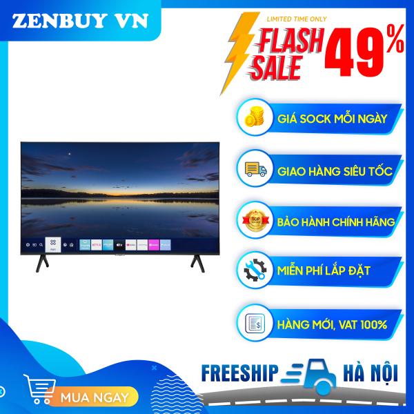Bảng giá Smart Tivi 4K Samsung 50inch 50TU7000 Crystal UHD (2020) - Công nghệ màu sắc:Công nghệ Crystal Display - Bộ xử lý hình ảnh: bộ xử lý Crystal 4K - Công nghệ HDR.