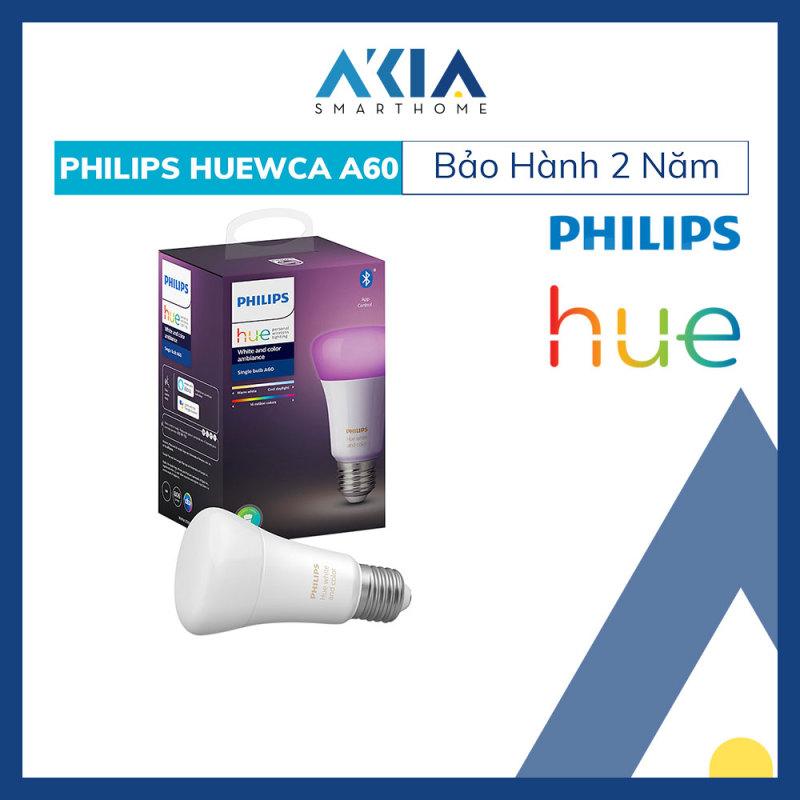 Bóng Đèn Thông Minh Philips HueWCA 9W A60 E27 - Hàng Chính Hãng