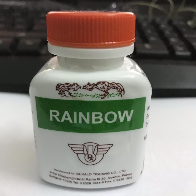 Sản Phẩm Nuôi Gà Đá Rain Bow