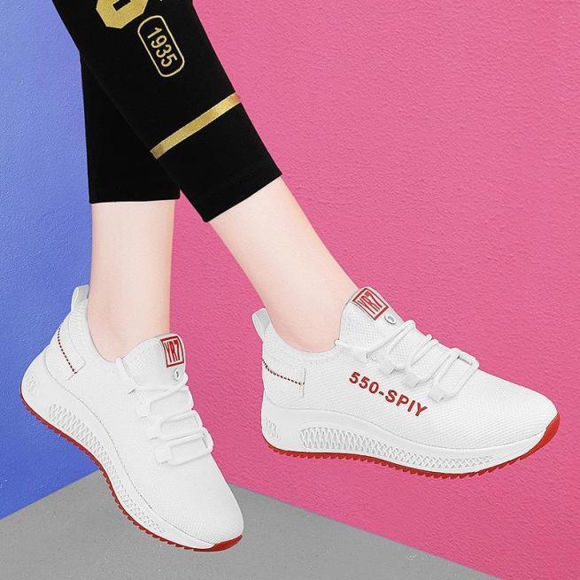 Giày sneaker Nữ Cá Tính Hot Trend 2019 Thời Trang G128 giá rẻ