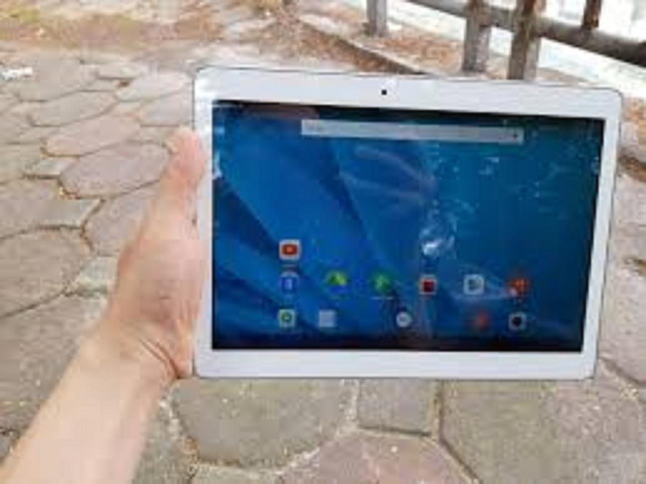 Máy Tính Bảng Huawei dtab 10.1 D-01H (Huawei MediaPad 10.1) - bản 4G/WIFI - Giá rẻ